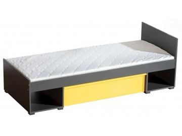 CUBBICO CU10 postel s úložným prostorem