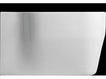 Bidet závěsný GLAZE 52x36 cm