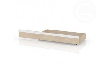 Zásuvka pod postel FK68 KIKI jasan/bílá