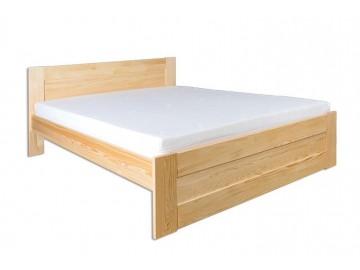 KL-102 postel šířka 160 cm borovice