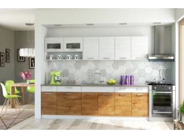 Kuchyně na míru MORENO andersen/lefkas