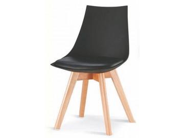 Jídelní židle DELIS černá