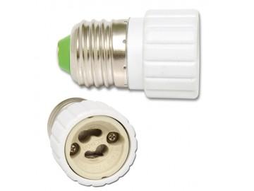 Ecolite  ADAPT-E27/GU10 Redukce z E27 na GU10