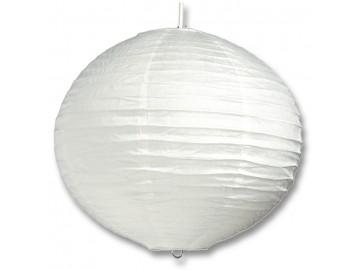 Ecolite  DHL400-24 Koule bílá 60cm-papír. lustr