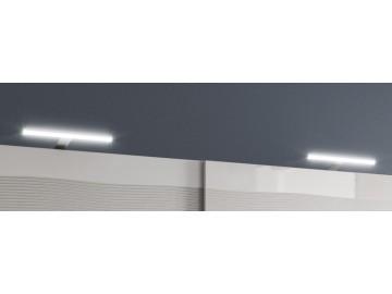LED osvětlení ke skříním ALABASTER