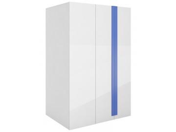 Šatní rohová skříň ICE IC-00 pravá