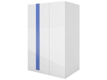 Šatní rohová skříň ICE IC-00 levá
