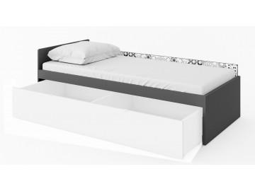 Horní postel 90x200 cm POK PO-13