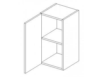 D30 dolní skříňka NEPTUN wenge levá
