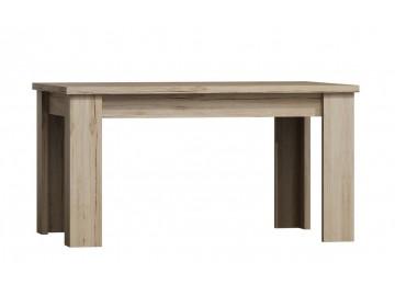 Jídelní stůl 120 rozkládací LAREDO dub sanremo