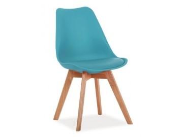 Jídelní židle KRIS modrá