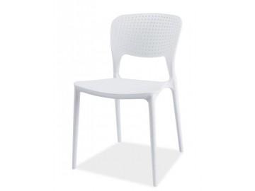 Jídelní židle AXO bílá