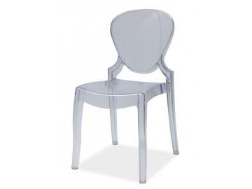 Židle ELMO transparent