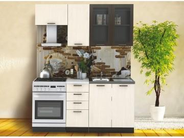 Kuchyně RIVIERA 180 wenge/dub bělený
