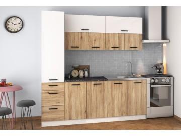 Kuchyně EMIRA 200S sanremo/bílá