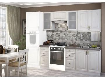 Kuchyně VICTORIE 220 bílý santál
