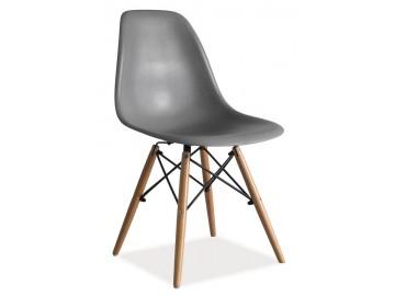 Jídelní židle ENZO šedá