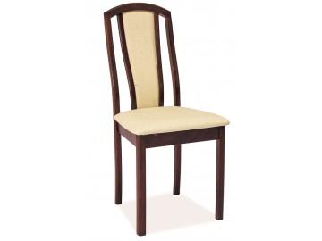 Jídelní čalouněná židle AV-SC ant.třešeň/T28