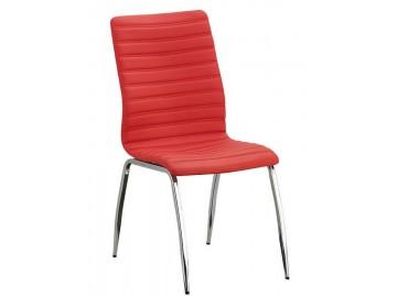 Jídelní židle ARMADILLO červená