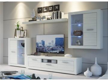 Obývací stěna MATRIX PLUS bez LED osvětlení