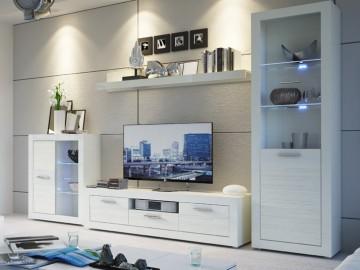 Obývací stěna MATRIX bez LED osvětlení