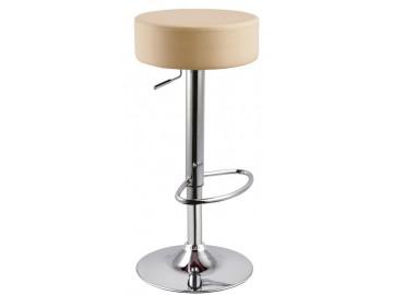 Barová židle KROKUS A-042 krémová