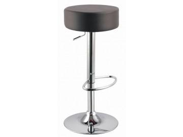 Barová židle KROKUS A-042 černá
