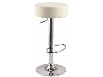 Barová židle KROKUS A-042 bílá