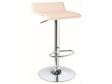Barová židle KROKUS A-044 krémová