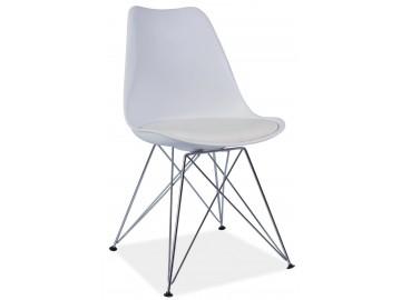 Jídelní židle TIM bílá
