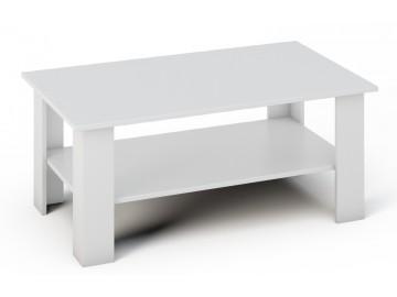 Konferenční stolek AMSTERDAM bílý