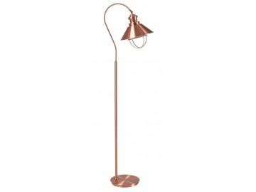 Stojací lampa LS-85 měděná