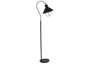 Stojací lampa LS-85 černá