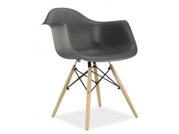 Jídelní židle MONDI šedá