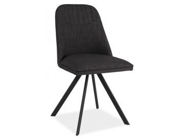 Jídelní čalouněná židle MILTON šedá