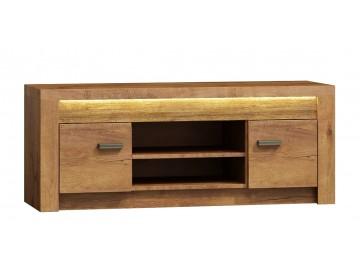 Televizní stolek INDIANAPOLIS I-9 jasan světlý