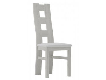 Čalouněná židle INDIANAPOLIS jasan bílý