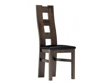 Čalouněná židle INDIANAPOLIS jasan tmavý