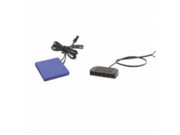 Alternativní kapacitní vypínač LED