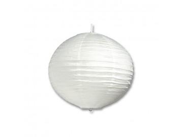 Ecolite  DHL400-12 Koule 30cm-papír. lustr bílá