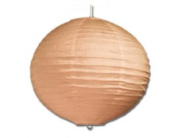 Ecolite  DHL400-16/ORA Koule 40cm-papír. lustr oranžový