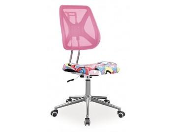 Kancelářská židle Alto 2 růžová