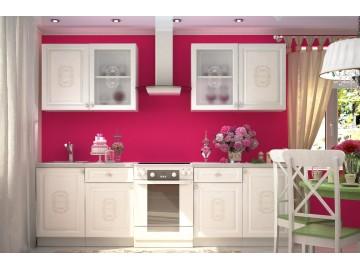 Kuchyně NEAPOL 200 bílý krém