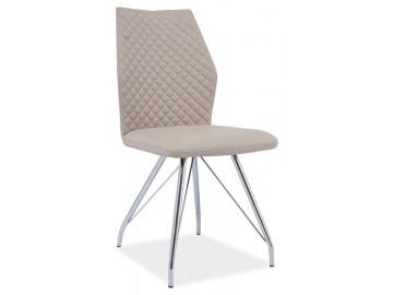 Jídelní čalouněná židle H-604 cappuccino