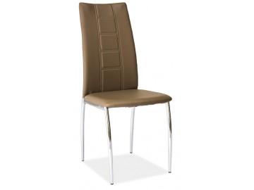 Jídelní čalouněná židle H-880 latte