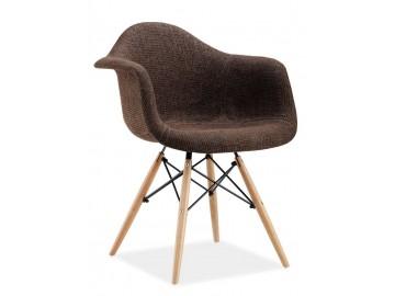 Jídelní židle BONO hnědá
