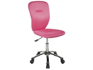 Kancelářská židle Q-037 růžová