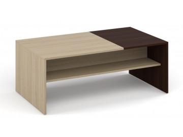 Konferenční stolek MONACO sonoma/wenge