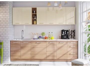 Kuchyně na míru LENA sonoma/béžová