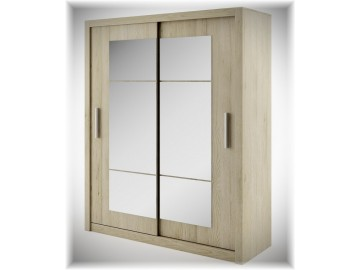 Šatní skříň IDEA sanremo zrcadlo
